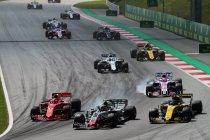 Start GP van Oostenrijk 2018