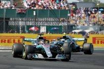 Brazilië: Mercedes op titelkoers