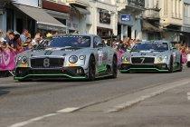 24H Spa: Nieuwe BoP in nadeel van Bentley en Lexus