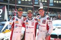Barcelona: Blomqvist en Eng met ROWE op titeljacht