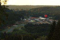24H Spa: Ook code rood in Francorchamps - weekend wisselvallig