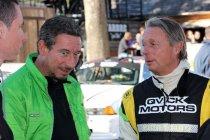 Tourenwagen Classics: Erik Qvick 4de algemeen en op pole in DTM-klasse