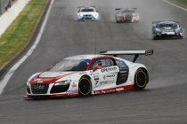 Spa Endurance: Regen verstoort start – Audi op kop na half wedstrijd