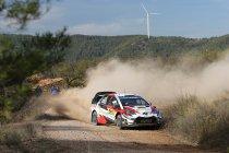 Een sfeerimpressie van WRC-bezoek met Toyota
