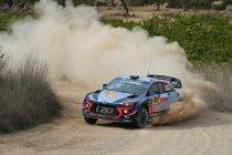WRC: De lekke band die Neuville naar de titel zal brengen