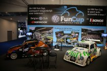 Autosalon: Win een circuitdoop in een VW Fun Cup