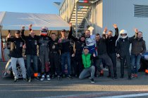 Clubsport Racing slaat pechduivel knock-out