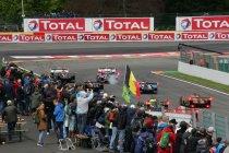 6H Spa : 31 wagens op de deelnemerslijst