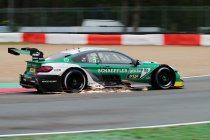 Brands Hatch: Marco Wittmann (BMW) houdt Rene Rast (Audi) van de zege