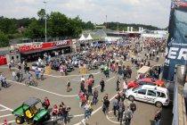 Zolder Historic GP: Toeschouwers welkom en paddock open voor publiek