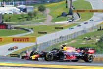 De Grand Prix van Oostenrijk in beeld gebracht