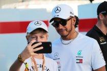 Hongarije: Hamilton topt eerste vrije training