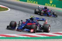 Gasly verliest Red Bull-zitje - Albon naast Verstappen in Spa