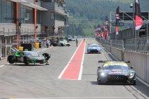 24H Spa: Twee extra testdagen op Spa-Francorchamps