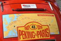 Raid Peking to Paris in beeld gebracht