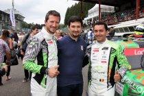 Spa: Verdonck en Gillion in GT Cup Open