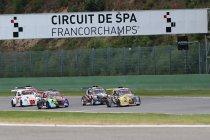 Vier Belgische kampioenschappen tijdens Belgian Autumn Races in Francorchamps