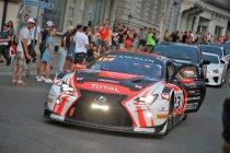 Tech1 Racing zet opnieuw in op Lexus GT3