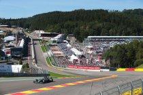 GP F1 in Spa bevestigd eind augustus