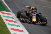 Albon ook in 2020 naast Verstappen - Gasly en Kvyat bij Toro Rosso