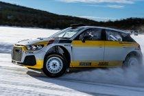 Ekström brengt Audi terug naar rally