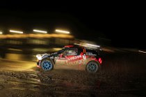 Rallye de Wallonie: Duval hotst snelst Citadel af