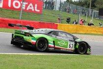 24H Spa: Lamborghini topt vrije training