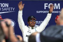Groot-Brittannië: Hamilton op pole - Vandoorne negende