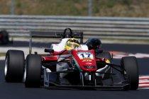 FIA F3: Hungaroring: Maximilian Günther driemaal op pole
