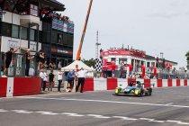 24H Zolder: Bert en Stienes Longin, Christoff Corten, Giorgio Maggi en Krafft Racing winnen na onvoorstelbare inhaalrace!