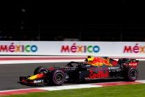 Mexico: Red Bull blijft verbazen in laatste training
