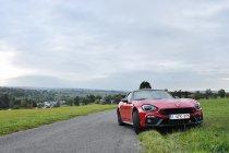 Test Fiat Abarth 124 GT: Italiaanse nostalgie met Japans sausje