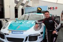 John Wartique ook aan de start van de laatste twee manches van de Porsche Supercup