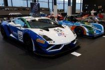 Racingshow ten voordele van Ronald McDonald Kinderfonds