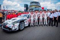 24H Nürburgring: Toyota Gazoo Racing haakt af