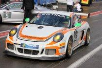 Nico Verdonck snelste op de GT4 Zolder Official Test Day
