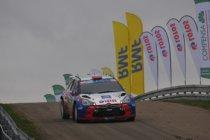 Rally van Polen: Kubica snelst tijdens kwalificatie