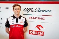 Callum Ilott wordt reserverijder Alfa Romeo Racing