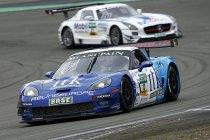 Nürburgring: Race 1: RWT Corvette pakt verrassende zege - Van Lagen puntenleider