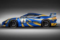 Saleen stelt GT4 Concept voor