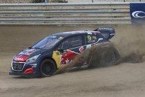 Montalegre: Peugeot leidt voorlopig de dans