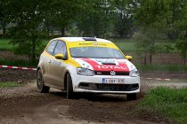 Sezoensrally: Top 15 voor de VW Polo GTI van de Belgian VW Club