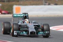 Spanje: Max Chilton snelste op eerste testdag