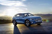 Audi presenteert elektrisch aangedreven e-tron