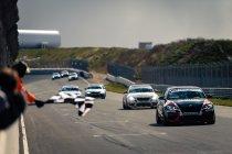 Xwift debuteert met twee podiumplekken in de VRM BMW M2 Cup met Vandenbalck en Meijer