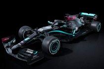 Formule 1: Mercedes kiest voor zwarte livery