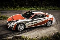 Rally van de Condroz: Patrick Snijers opent met de Toyota GT86 CS-R3