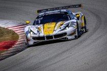 California 8H: HubAuto Ferrari wint race zonder neutralisaties