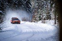 WRC: Tänak en Neuville opgewarmd voor Arctic