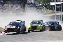 Zweden Euro RX: Nitiss rukt zich los na off day van Marklund en bestraffing Raymond